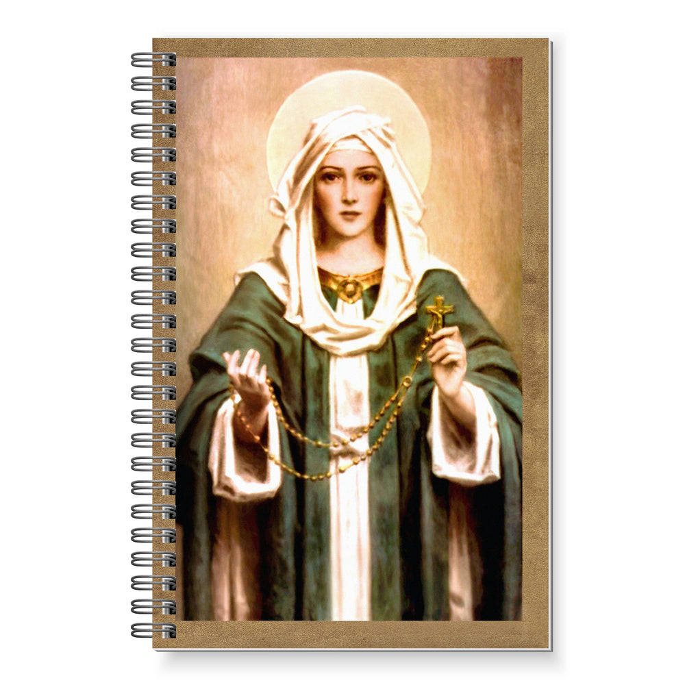 NEW:   Our Lady of the Rosary by Chambers Writing Journal.