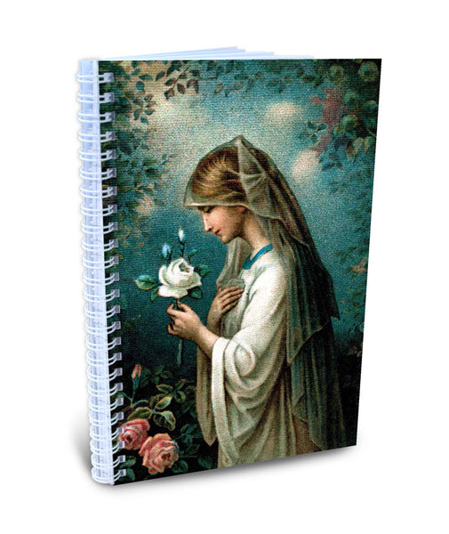 Our Lady of the Mystical Rose Writing Journal