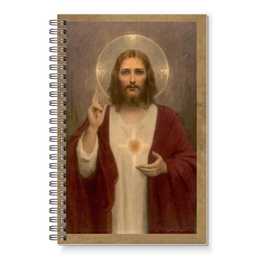 NEW:   The Sacred Heart of Jesus by Chambers Writing Journal.