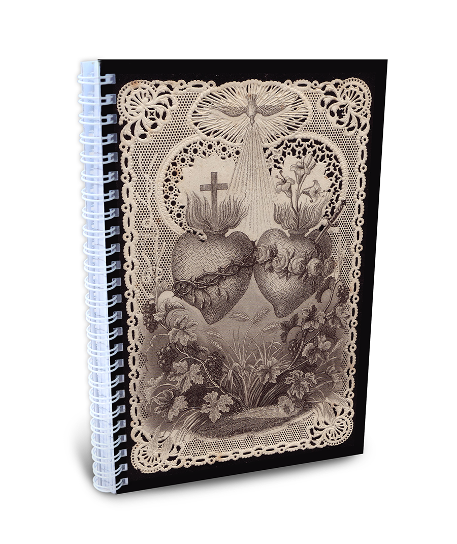 Sacred Heart/Immaculate Heart Writing Journal