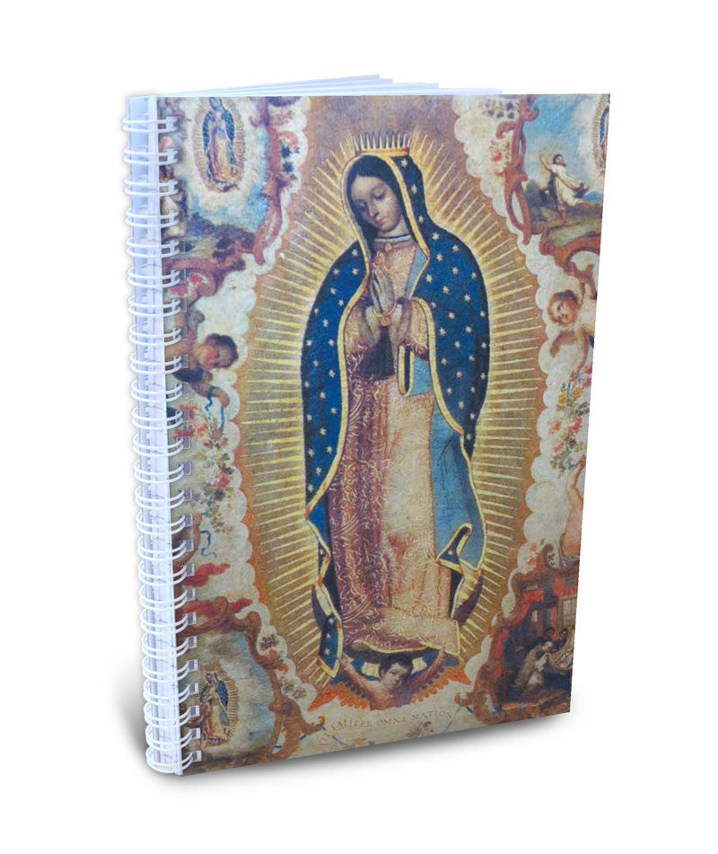Virgin of Guadalupe Writing Journal