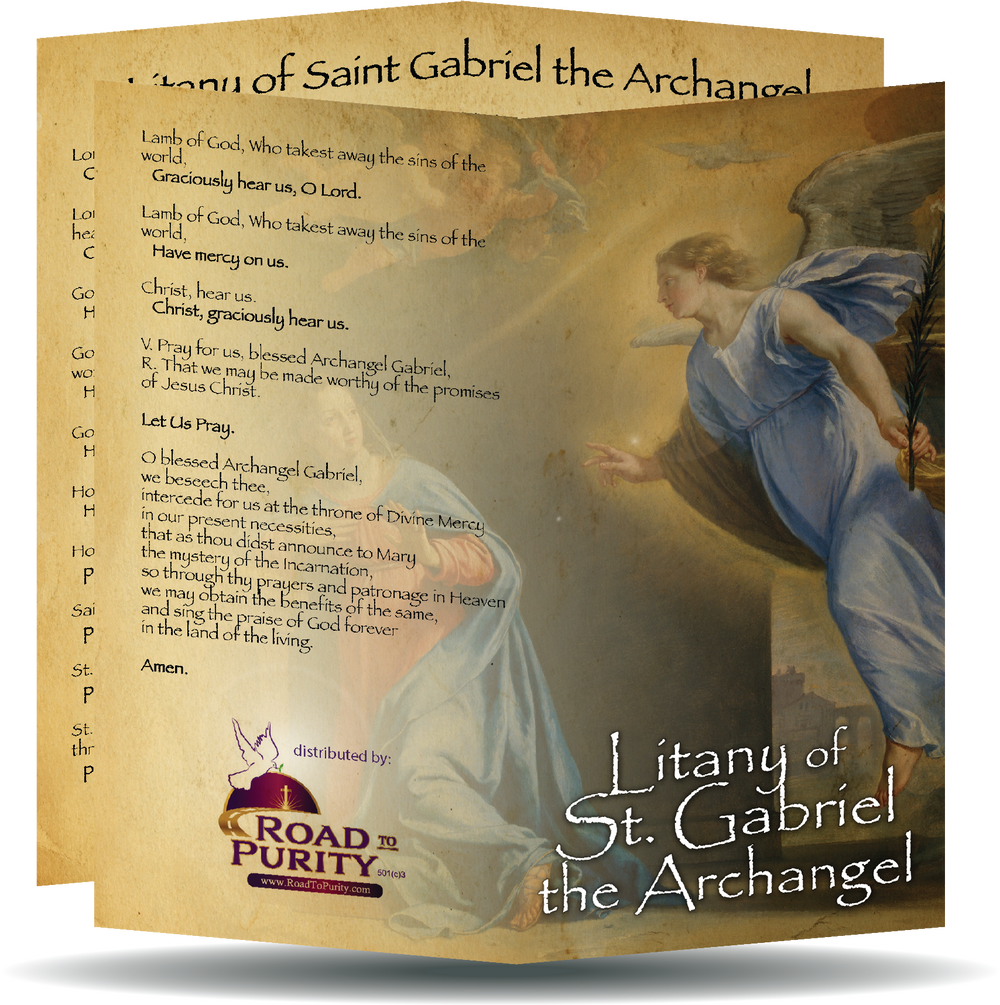 Litany of St. Gabriel the Archangel