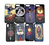 Immaculate Heart of Mary Phone Case