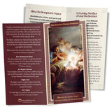Alma Redemptoris Mater Card
