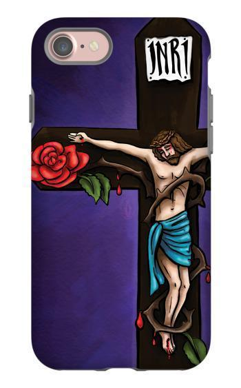 Motherboard's Crucifix Heavy Duty iPhone Case