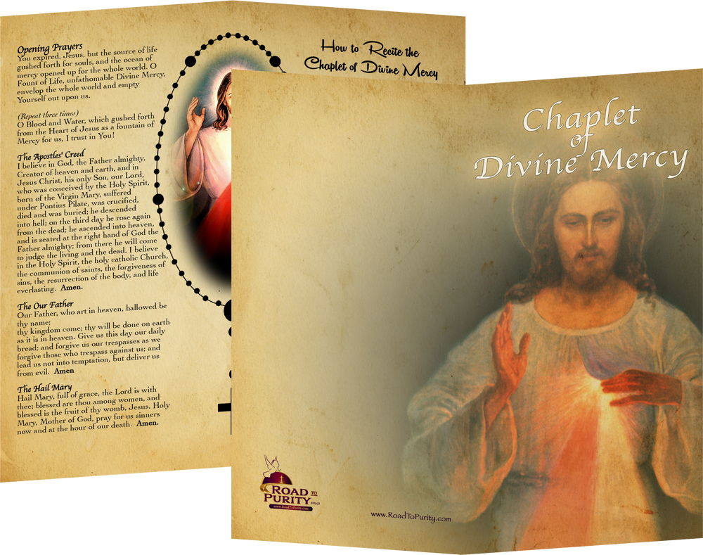 Chaplet of Divine Mercy, NEW