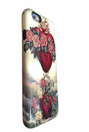 The Mystical Rose Heavy Duty iPhone Case