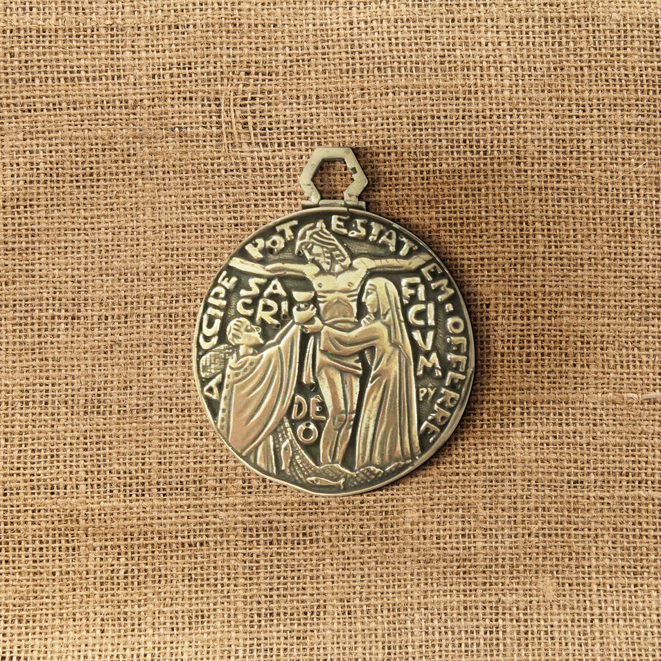 Take the Power to the People/The Sacrifice of God Medallion