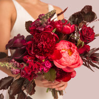 Bridal Party Bouquet - Wedding flowers Auckland