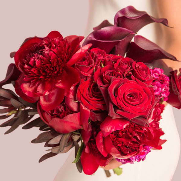 Bridal Bouquet - Wedding flowers - Auckland delivery