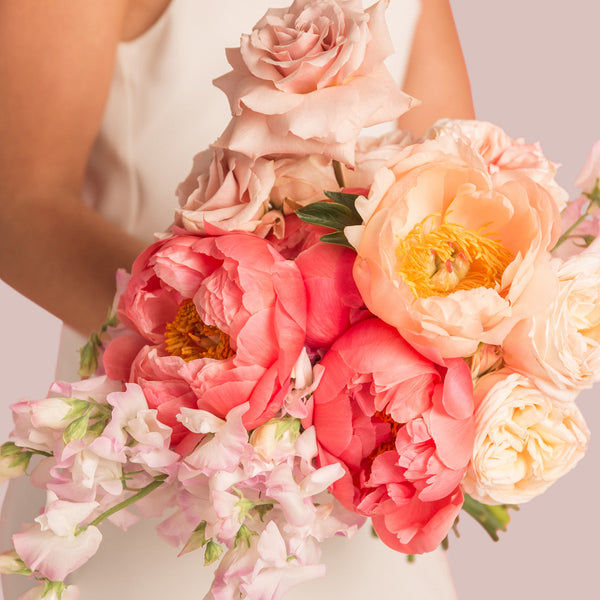 Bridal Bouquet - Pastel (Modern + Tailored)