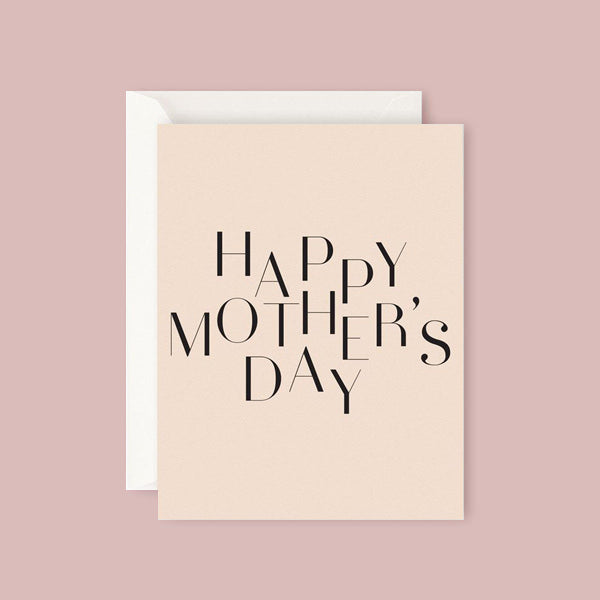 Father Rabbit Card - Happy Mothers Day-gift-card-bouquet-flowers-auckland-delivery