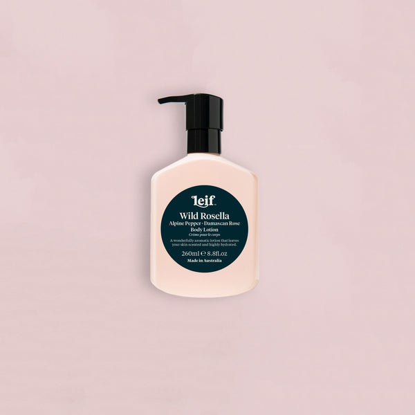 Leif - Wild Rosella Body Lotion-gift-blush-flowers-shopping-auckland-delivery