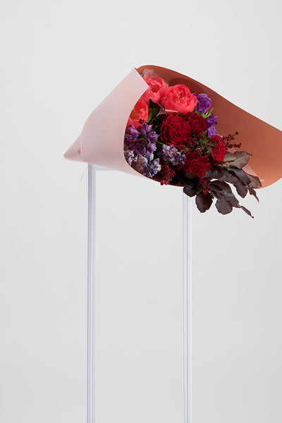 Bouquet-blush-auckland-delivery-roses-Hydrangeas-flowers-gift-wrap