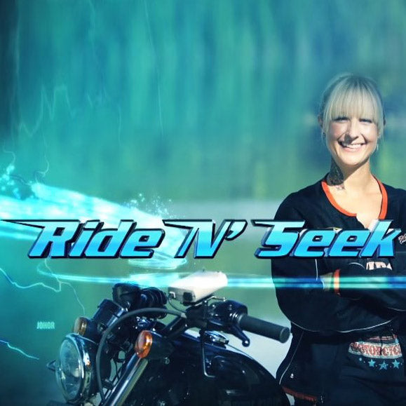 Ride N' Seek with Jaime Dempsey