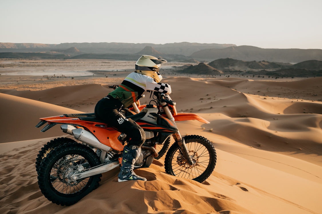 The Moroccan 8 | An off-roaders Guide to the Apocalypse