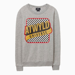 CHECK STOP CREW FLEECE