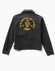 Pursuit Garage Jacket Black