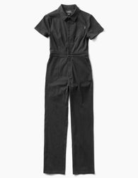 Pit Crew Jumpsuit Black