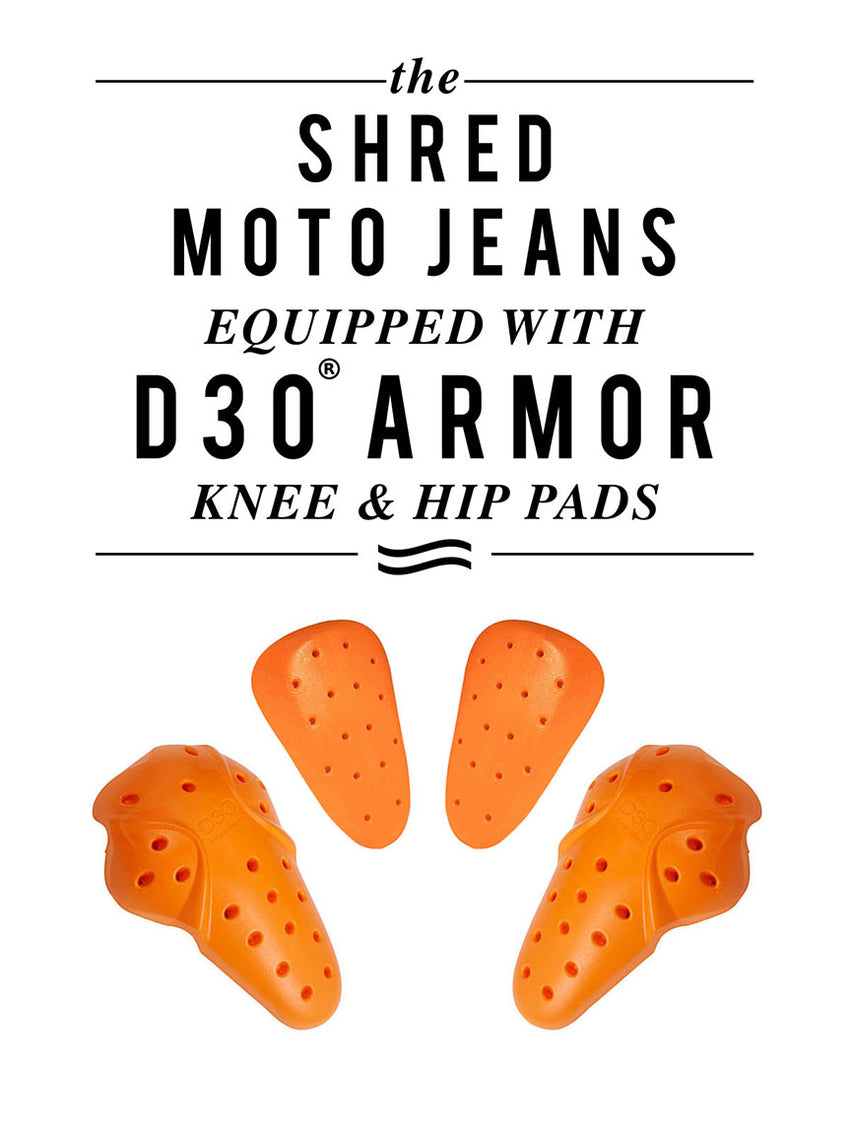 Shred Moto Jeans 2.0