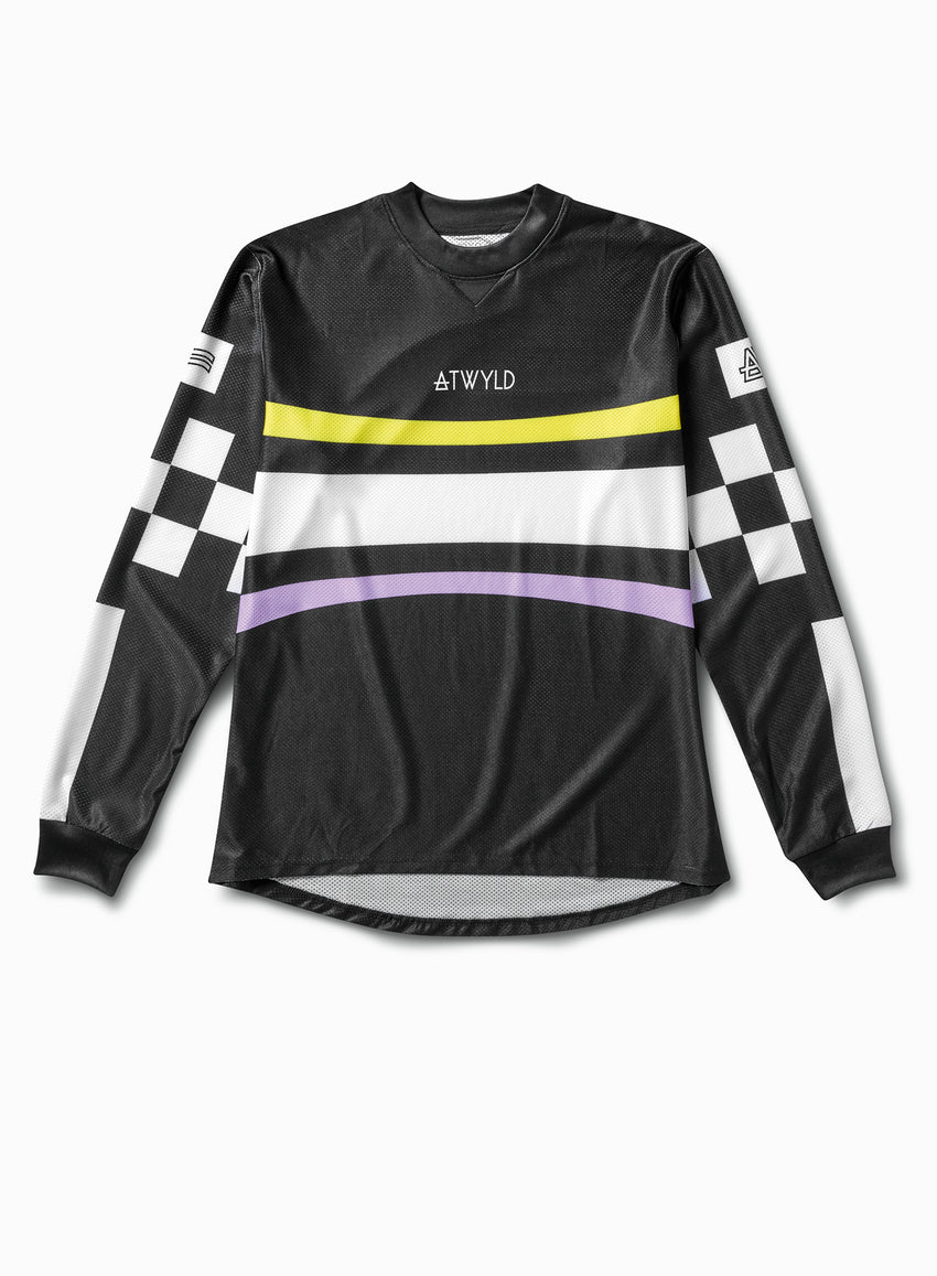 Send It Jersey Black