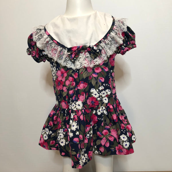 Vintage Girls Roanna toddler dress