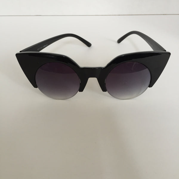 retro cat eye sunglasses sunglasses