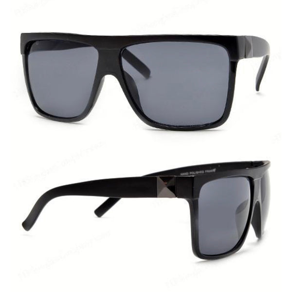 square stud sunglasses