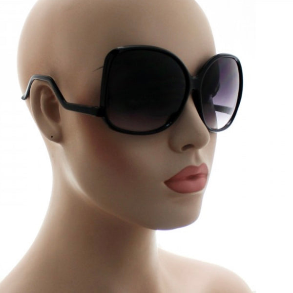 over sized square sunglasses