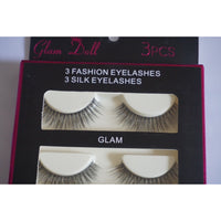 Doll 3D strip lashes