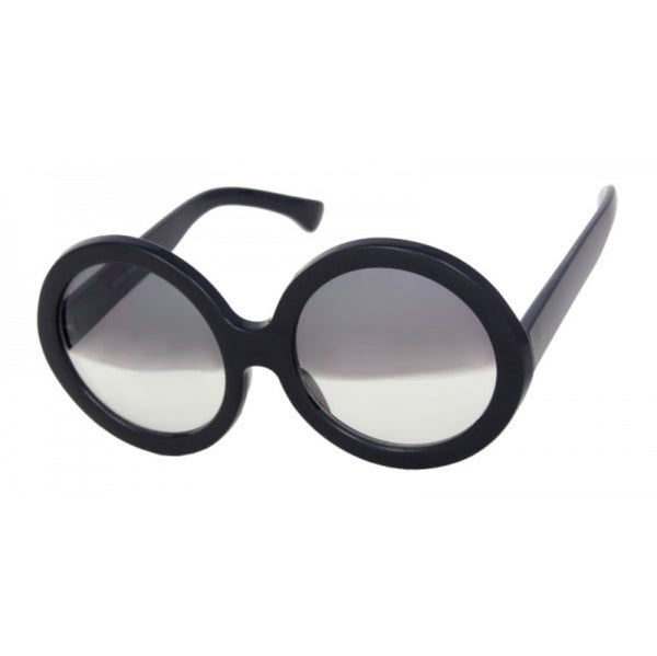 Half Shaded Half Clear Lens sunglasses
