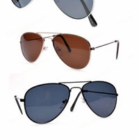 kids unisex aviator sunglasses