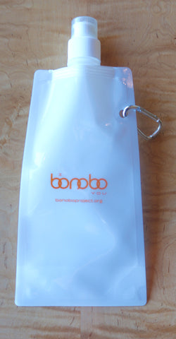 "Plastic ""I Bonobo You"" Water Bottle"