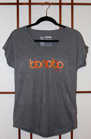 """I Bonobo You"" V-neck T-shirt"
