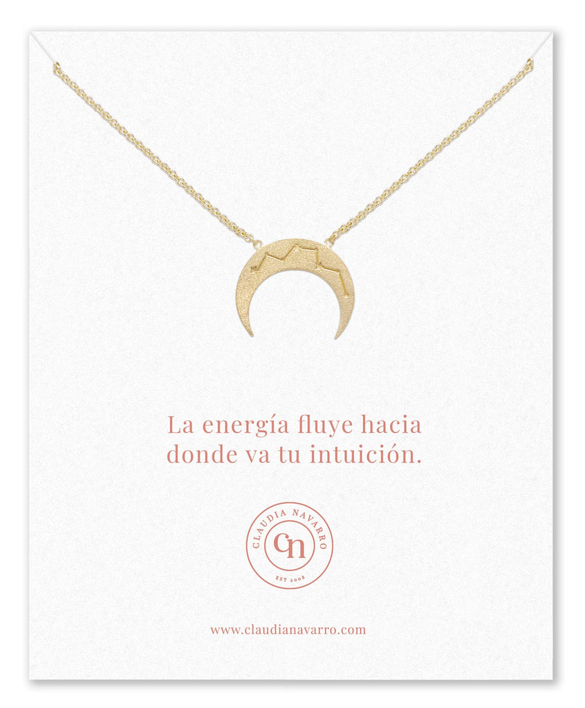 Collar Moon Gold