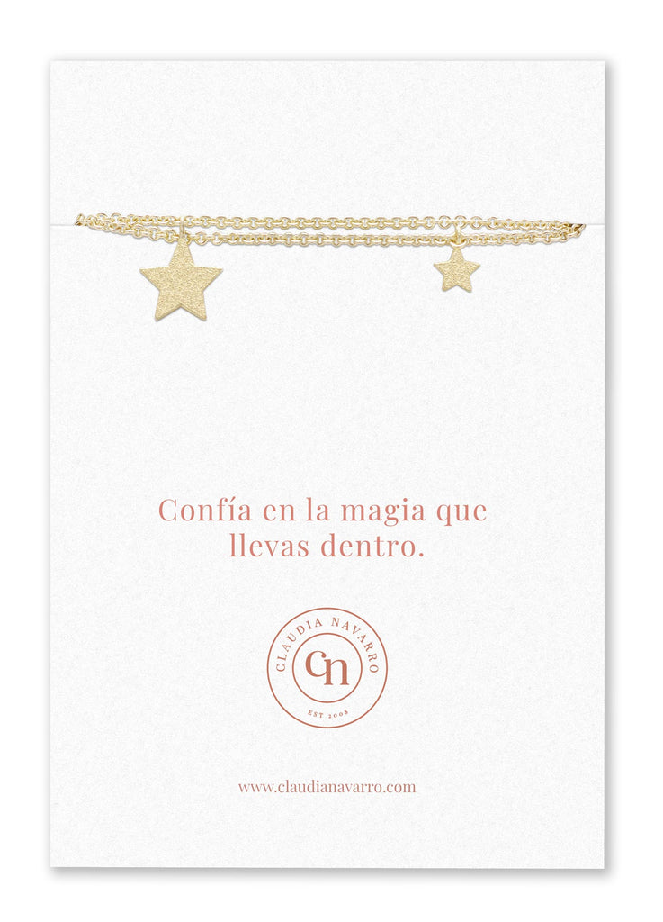 Pulsera Wish Gold