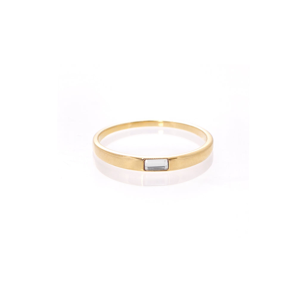 Anillo Baguette Gold