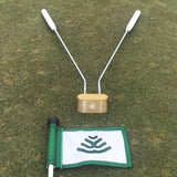 Custom - Park Meadows - Saber Golf (Duel) Stability Core Putter - By Saber Golf