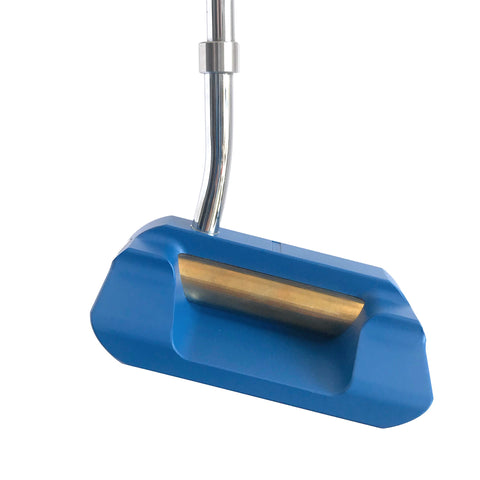 Saber Golf - Legacy Blue - Saber Hawk Putter