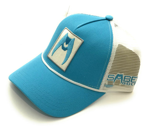 SABER GOLF CAP - ONE SIZE FITS MOST