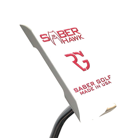 Custom - RG - Saber Golf Stability Core Putter - By Saber Golf