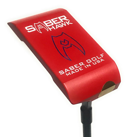 Custom - BD - Saber Golf Stability Core Putter - By Saber Golf