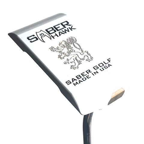 Custom - Lion - Saber Golf Stability Core Putter - By Saber Golf