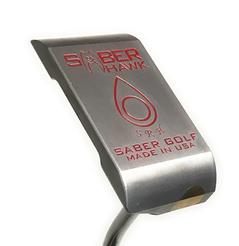 Custom - SH - Saber Golf Stability Core Putter - By Saber Golf