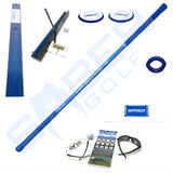 1 Amazing Saber Golf Deluxe Training Aid Performance Pack - Bundle and Save