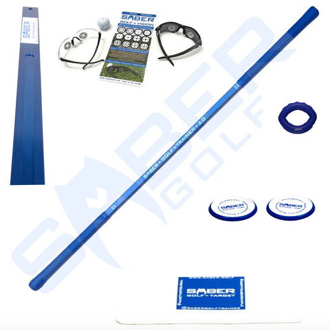 1 Amazing Saber Golf Performance Pack - Bundle and Save