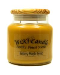 Buttery Maple Syrup - 16oz Candle