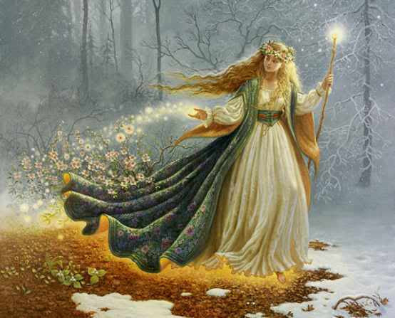Imbolc, The Coming of the Light