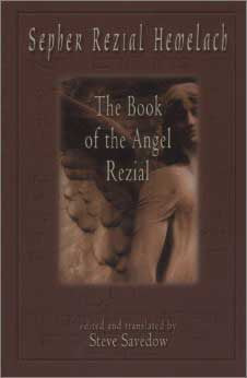 Book of the Angel Razial by Steve Savedow