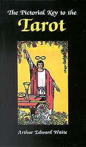 Pictorial Key to/Tarot rider-